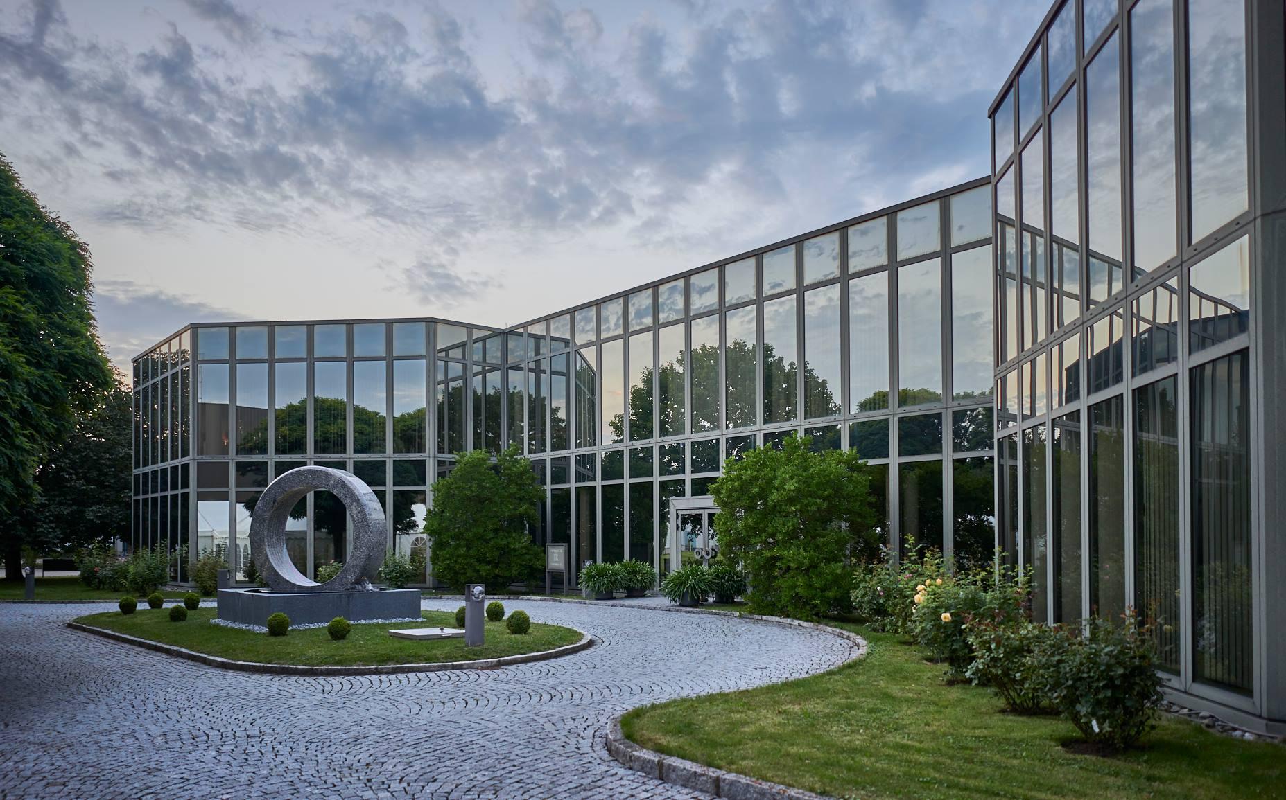 Gerlinger Hauptgebäude Nördlingen